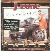 12inch Vinyl Single - J-Zone - 5 Star Hooptie / Eatadiccup