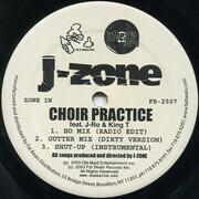12inch Vinyl Single - J-Zone - Choir Practice / Alley Oop / Lightweight