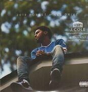 Double LP - J. Cole - 2014 Forest Hills Drive