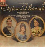 LP-Box - J. Offenbach - Orpheus in der Unterwelt - Hardcoverbox + Booklet / Quadro