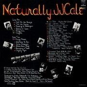 LP - J.J. Cale - Naturally