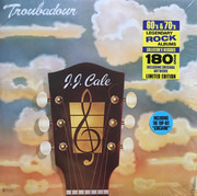 LP - J.J. Cale - Troubadour - Ltd Edition / 180g / Collector's Reissue