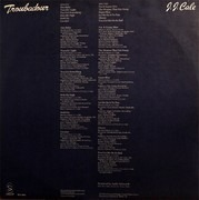 LP - J.J. Cale - Troubadour - UK