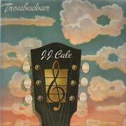 LP - J.J. Cale - Troubadour