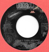 7inch Vinyl Single - J.M. Silk - I Can't Turn Around