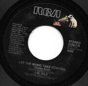 7inch Vinyl Single - J.M. Silk - Let The Music Take Control