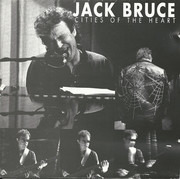 Double CD - Jack Bruce - Cities Of The Heart