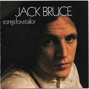 CD - Jack Bruce - SONGS FOR A TAILOR