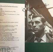 CD-Box - Jack Kerouac - The Jack Kerouac Collection - Signed by Elliott Erwitt