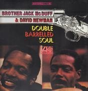 LP - JACK MCDUFF - DOUBLE BARRELLED SOUL