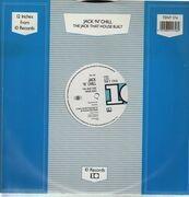 12inch Vinyl Single - Jack 'N' Chill - The Jack That House Built - Die-cut