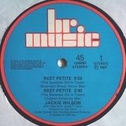 12inch Vinyl Single - Jackie Wilson - Reet Petite