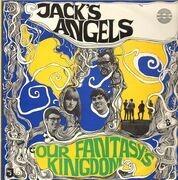 LP - Jack's Angels - Our Fantasy's Kingdom - Original 1st Austrian, Pokora 4001