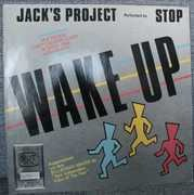 12inch Vinyl Single - Jack's Project - Wake Up