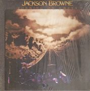 LP - Jackson Browne - Running On Empty - With Poster!