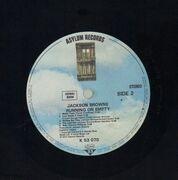 LP - Jackson Browne - Running On Empty