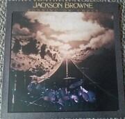LP - Jackson Browne - Running On Empty - SP