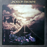 LP - Jackson Browne - Running On Empty - + Booklet