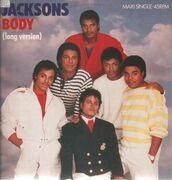 12inch Vinyl Single - Jacksons - Body