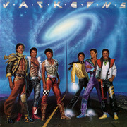 LP - Jacksons, The Jacksons - Victory