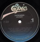 LP - Jacksons, The Jacksons - Victory - Gatefold
