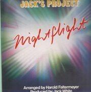 12inch Vinyl Single - Jack's Project - Nightflight
