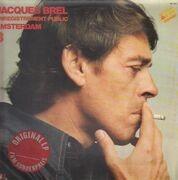 LP - Jacques Brel - Enregistrement Public Amsterdam 3