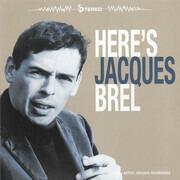 CD - Jacques Brel - Here's Jacques Brel - Slipcase