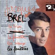7inch Vinyl Single - Jacques Brel - Les Toros