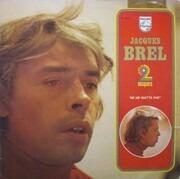 Double LP - Jacques Brel - Ne Me Quitte Pas
