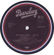 LP - Jacques Brel - Gold