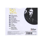 CD - Jacques Brel - Grand Jacques