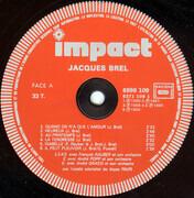 LP-Box - Jacques Brel - Ne Me Quitte Pas - Hardcover Box