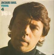 LP - Jacques Brel - Vesoul