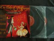 Double LP - Jacques Offenbach , Leopold Simoneau , Mattiwilda Dobbs , Uta Graf , Heinz Rehfuss , Orchestre Des - The Tales Of Hoffmann - Gatefold