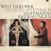 10'' - Jacques Offenbach/ Orchester der Wiener Volksoper - Hoffmanns Erzählungen, Opernquerschnitt