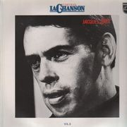 LP - Jacques Brel - Edition La Chanson Vol. II