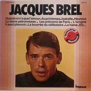 LP - Jacques Brel - Jacques Brel