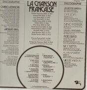 LP - Jacques Brel, Jean Ferrat, Léo Ferré - La chanson francaise