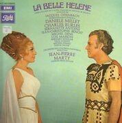 Double LP - Jacques Offenbach - La Belle Helene