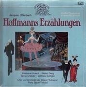 LP - Jacques Offenbach, Waldemar Kmentt, Walter Berry,.. - Hoffmanns Erzählungen