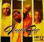 12inch Vinyl Single - jagged edge - i got it 2