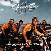 Double LP - Jagged Edge - Jagged Little Edge
