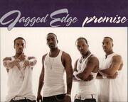 12inch Vinyl Single - Jagged Edge - promose