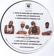 12inch Vinyl Single - Jagged Edge - Hard