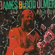 LP - James Blood Ulmer - Black Rock