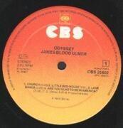 LP - James Blood Ulmer - Odyssey