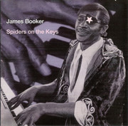 CD - James Booker - Spiders On The Keys