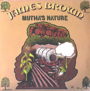 LP - James Brown And The New J.B.'s - Mutha's Nature