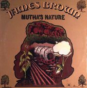 LP - James Brown And The New J.B.'s - Mutha's Nature - Advance